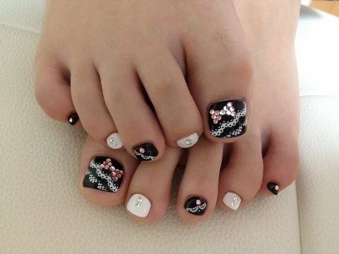 Pedicure Ideas Cute Nails Today